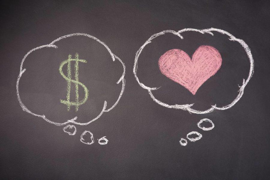 Тест: Вы выберете любовь или деньги?
