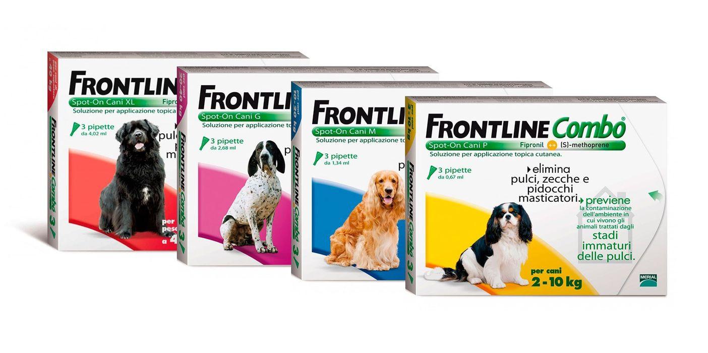 Преимущества Фронтлайн, как классного средства от клещей для собак